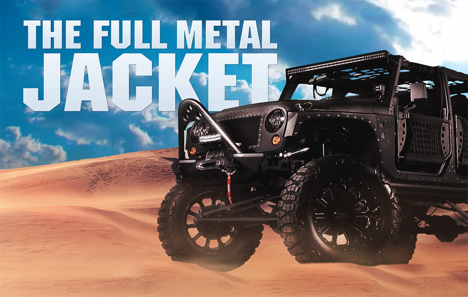 Jeep Wrangler Lift Kit >> Starwood Motors Jeep Wrangler Full Metal Jacket - 95 Octane
