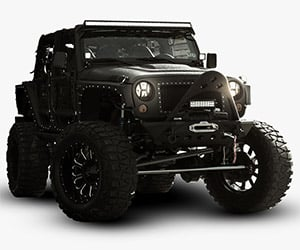 Starwood Motors Jeep Wrangler Full Metal Jacket