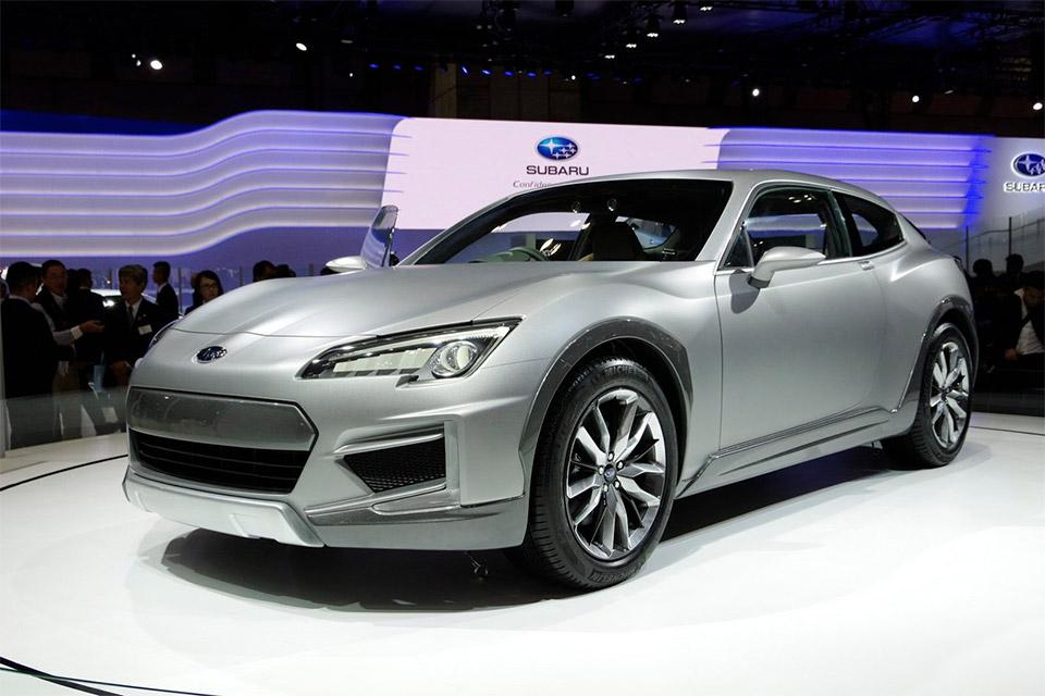 Subaru Cross Sport Concept