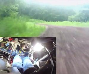 Subaru Rally Team POV Video