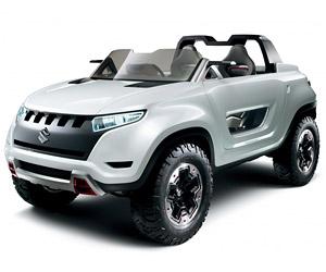 Suzuki X-Lander 4WD Concept