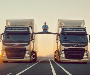 Volvo Trucks Live Test Stunt Series
