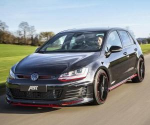 Volkswagen Golf VII GTI Dark Edition