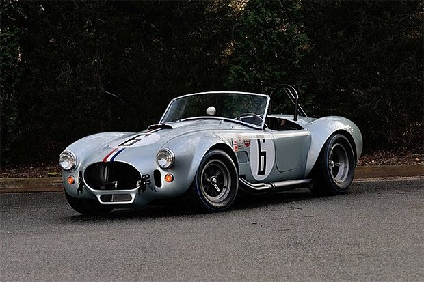 Shelby 427 Competition Cobra up for Auction