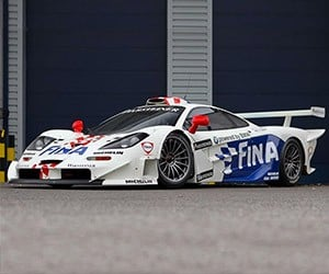1997 McLaren F1 GTR Racer up for Auction