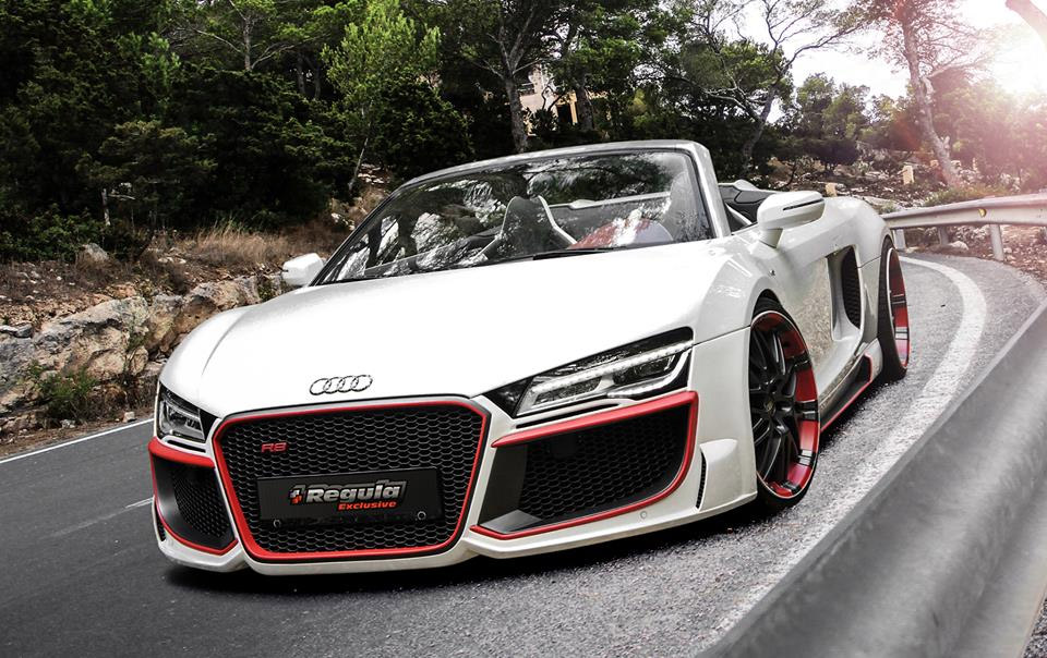 2014 Audi R8 V10 Spyder by Regula Tuning