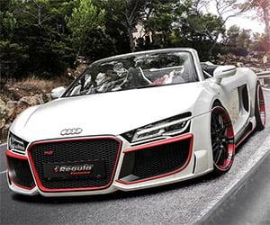 2014 Audi R8 V10 Spyder by Regula Tuning
