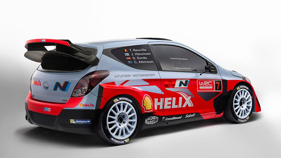 2014 hyundai i20 wrc rally car 95 octane. Black Bedroom Furniture Sets. Home Design Ideas