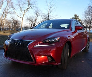 Review: 2014 Lexus IS 350 F SPORT