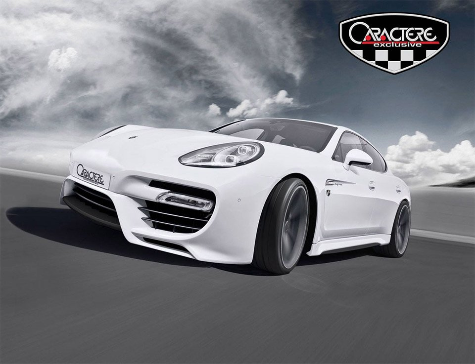 2014 Porsche Panamera by Caractere Exclusive