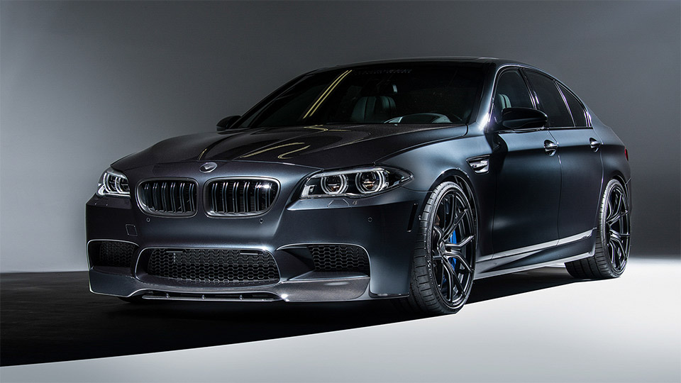 2014 BMW M5 Vorsteiner Package - 95 Octane