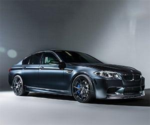 2014 BMW M5 Vorsteiner Package