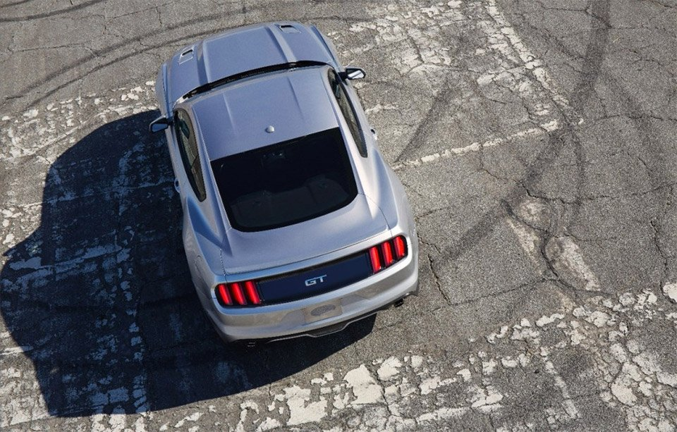2015 Ford Mustang Secret Feature: Burnout Control?