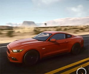 Drive the 2015 Ford Mustang Now in NFS Rivals