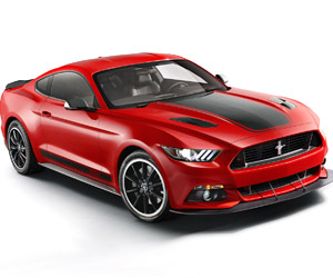 2015 Ford Mustang Mach 1 Gets Rendered