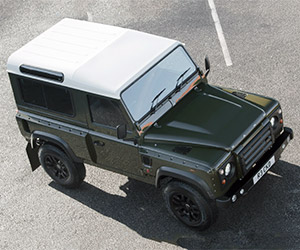 Land Rover Defender 2.2 TDCI by A. Kahn Design