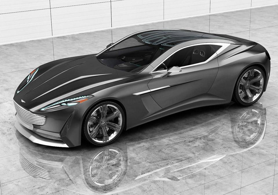 Aston Martin VIE GH Anniversary 100 Concept
