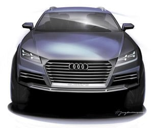 Audi Show Car to Debut at Detroit 2014