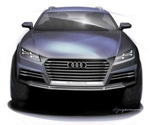 Audi Show Car to Debut at Detroit 2014