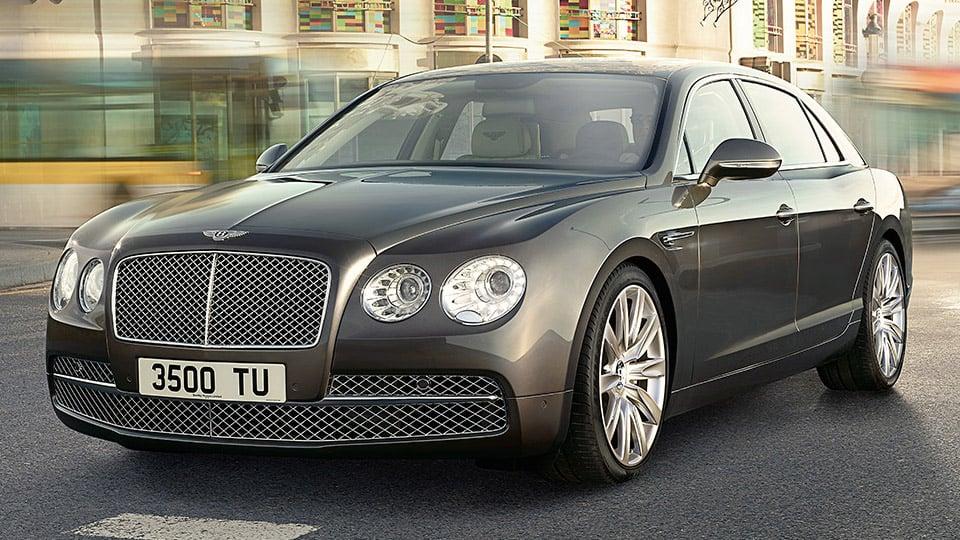 2014 Bentley New Flying Spur
