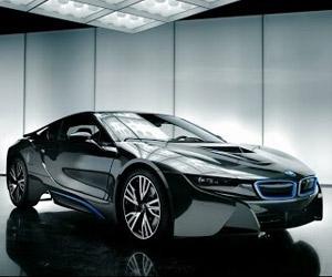 BMW i8: Design
