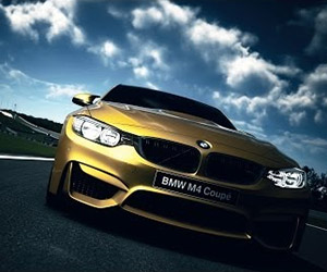 Drive the New BMW M4 Now… In Gran Turismo 6