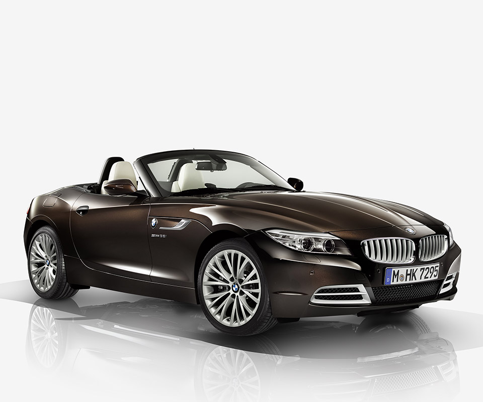 Bmw Z4 Reviews: BMW Z4 Pure Fusion Design