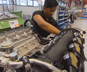 Building an AMG Engine