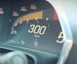 2014 Corvette Stingray Hits 186mph on the Autobahn
