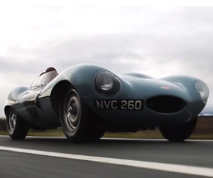 D-Day: The Jaguar D-Type