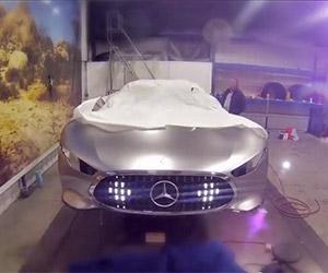 Designing the AMG Vision Gran Turismo