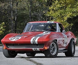 Dick Lang's 1963 Corvette Z06 Heads to Auction