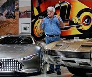 AMG Vision Gran Turismo in Jay Leno's Garage