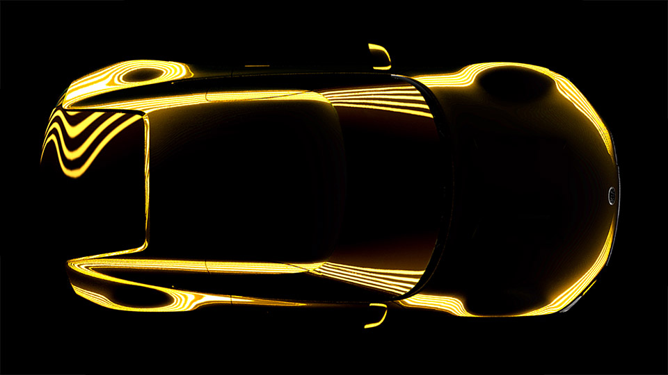Kia to Debut 2+2 Concept Sports Car in Detroit