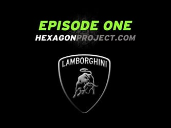 Hexagon: Lamborghini Teases the Cabrera