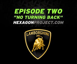 Hexagon Teaser Two: The Gallardo Successor