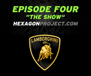 Hexagon Project: Driving the Lamborghini Huracán