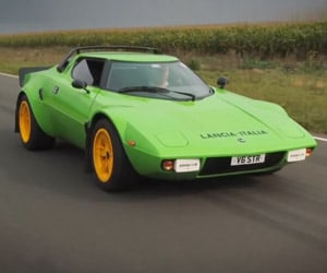 Lister Bell STR Lancia Stratos Kit Car