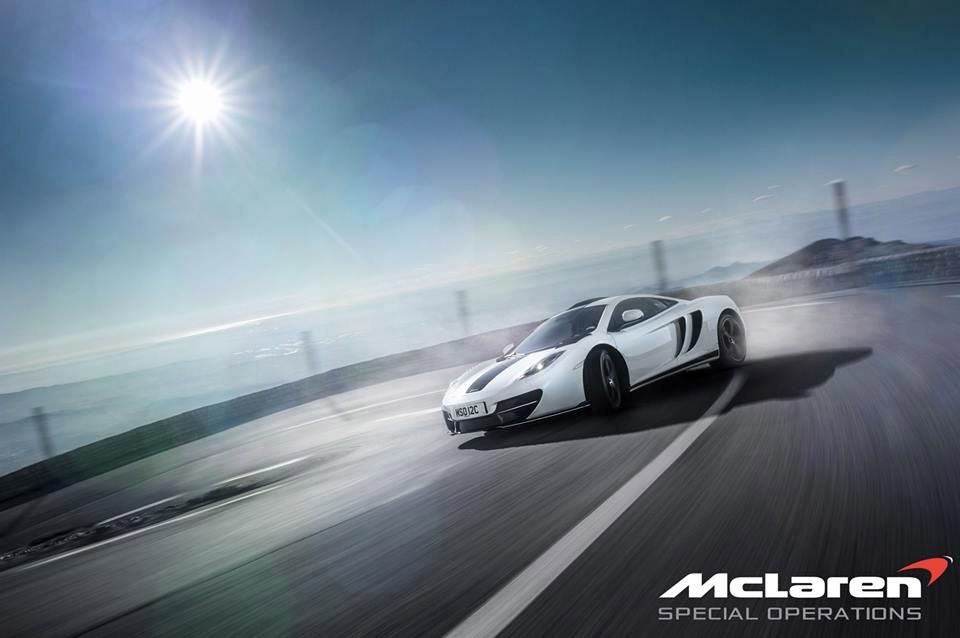 McLaren Special Ops 12C Concept