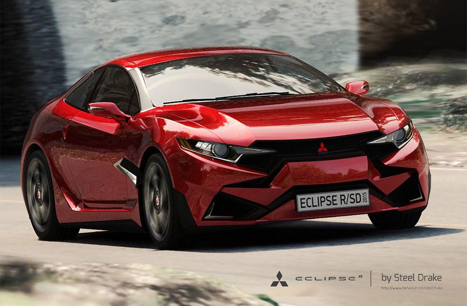 Mitsubishi Eclipse Concept 2015 Mitsubishi Eclipse r Concept