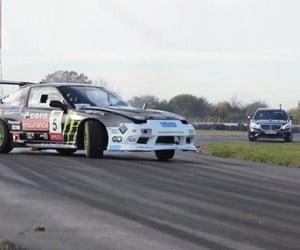 Mercedes-Benz S63 AMG vs. Nissan 200SX