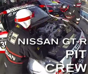 Hanging with the Nissan GT-R NISMO GT3 Pit Crew