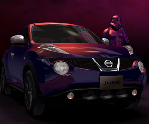 Nissan Juke Premium Personalized Edition