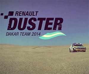 Renault Sending Dacia SUV to 2014 Dakar Rally
