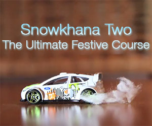 Snowkhana Two: The Ultimate Festive Course