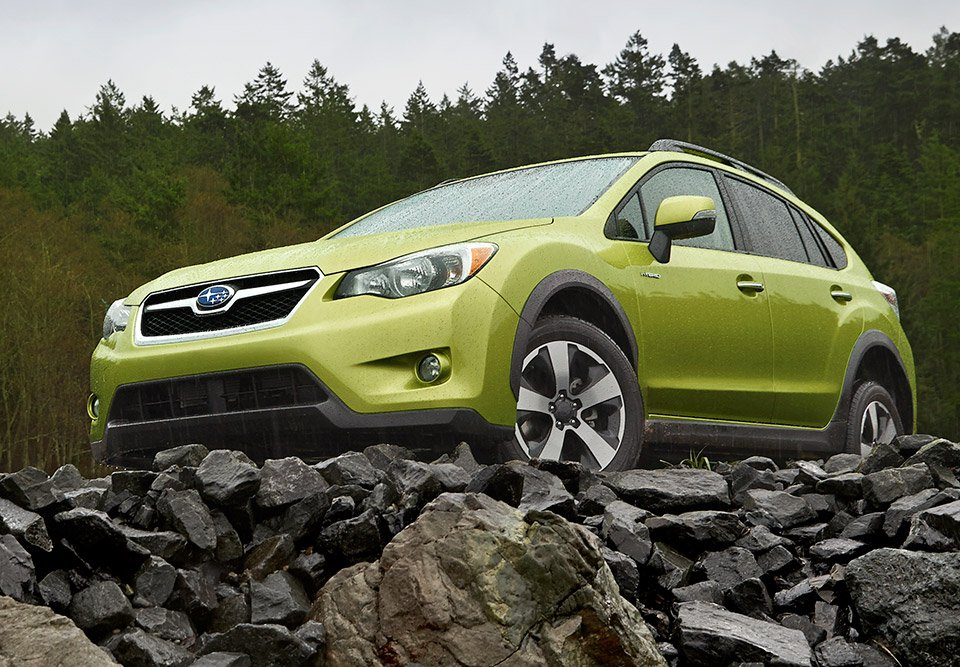 oil for 2014 subaru crosstrek hybrid