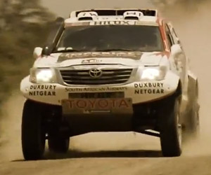 Toyota All Speed Dakar HiLux
