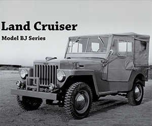 The History and Heritage of the Toyota Land Cruiser