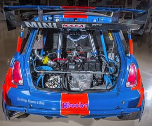 2002 Twin Engine Mini Cooper