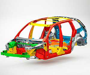 Volvo Focuses on Safety with Vehicle Architecture